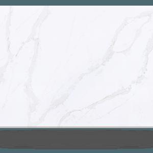 Marble Silestone KItchen Worktops in White