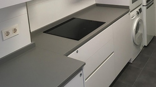 Dekton Korus kitchen worktop