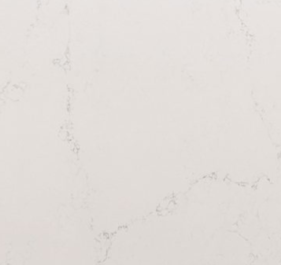 bianco mysterio white quartz detail