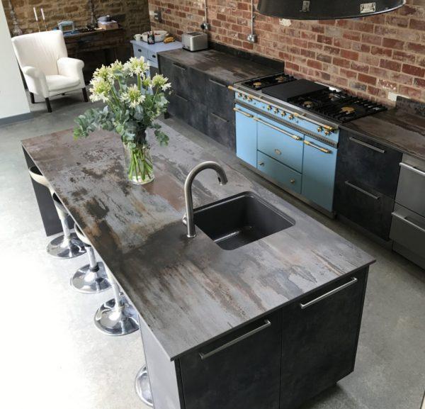 Dekton Trilium kitchen worktops