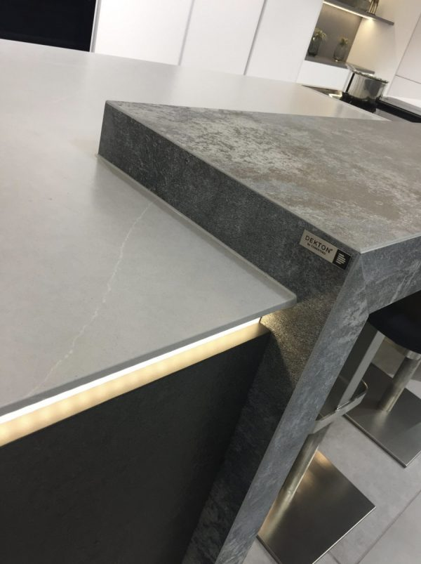 Dekton Orix kitchen worktop