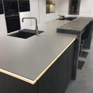 Dekton Orix kitchen worktops