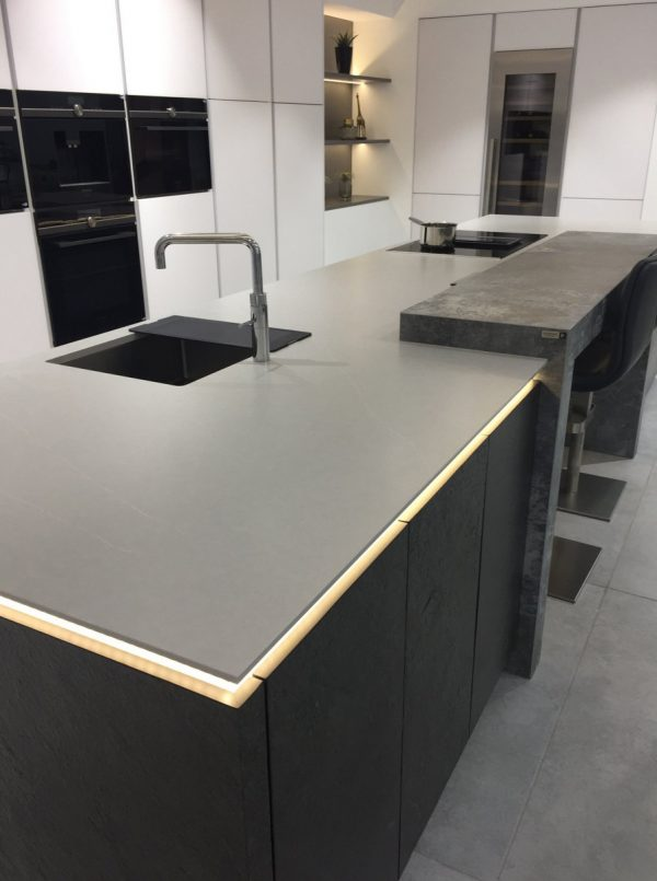 Dekton Orix kitchen worktops