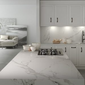 Dekton Natura kitchen worktops