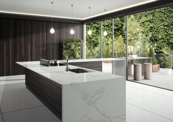 Dekton Natura modern kitchen