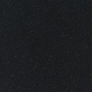 Natural Black Quartz Worktop Silestone Tebas Black Worktop Detail