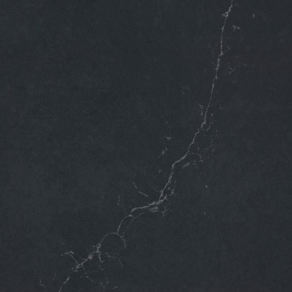 black veined worktop silestone charcoal soapstone detail