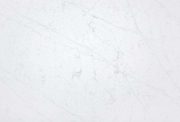 white veined worktop Silestone Eternal Statuario detail