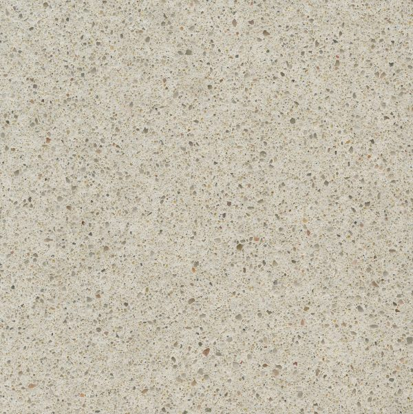 Silestone Kitchen Worktops Blanco City zoomed in detail view of product colour.