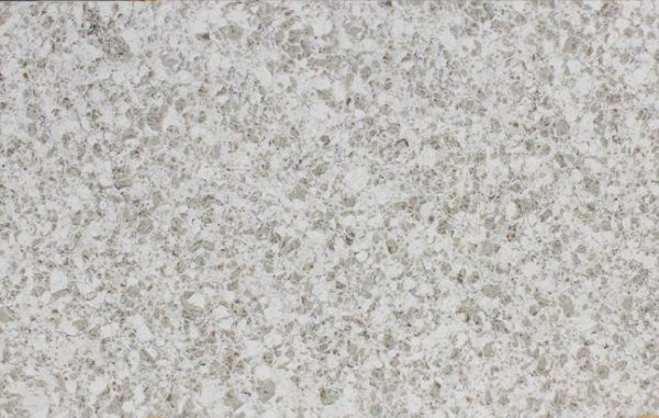 Unistone Alaska white quartz surface