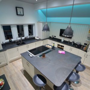Dekton Kelya kitchen worktop