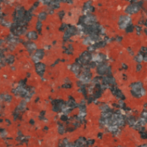 African red granite worktops