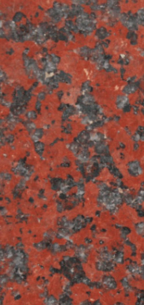 African red granite worktops