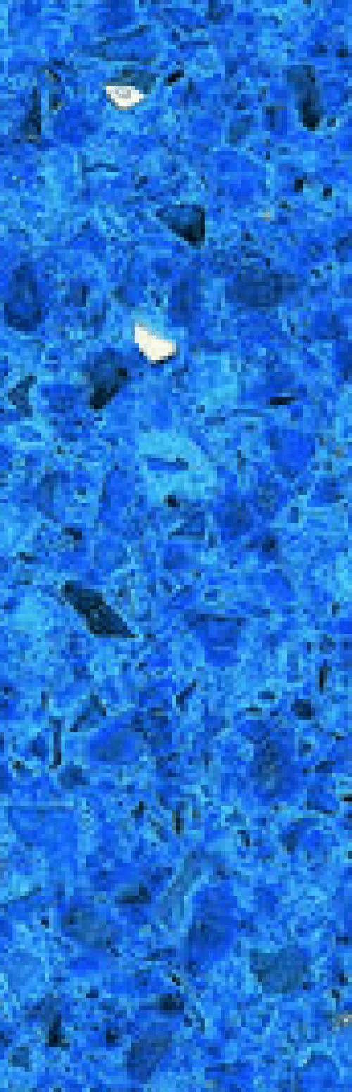 Prisma Blu Capri Okite Worktops