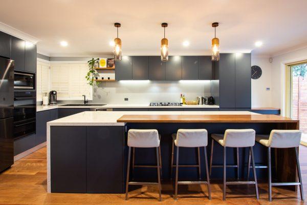 Silestone Yukon Blanco kitchen worktops