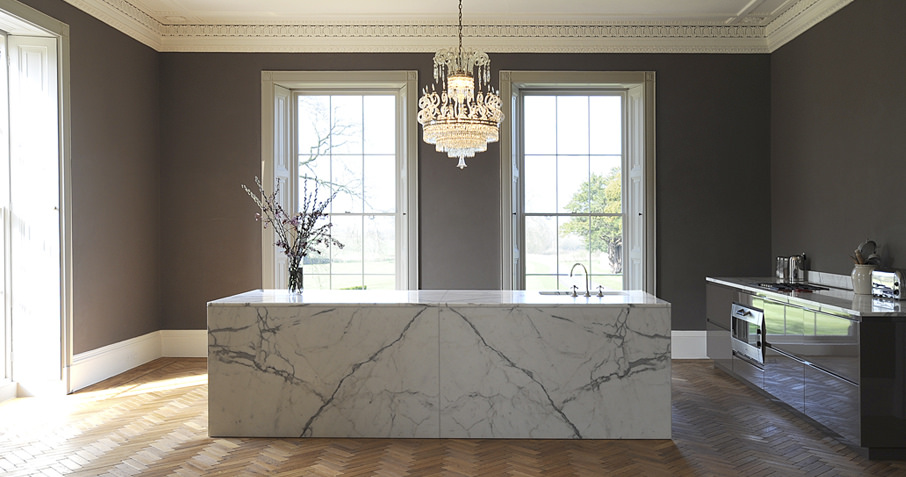 quartz worktops low-maintenance engineered stone