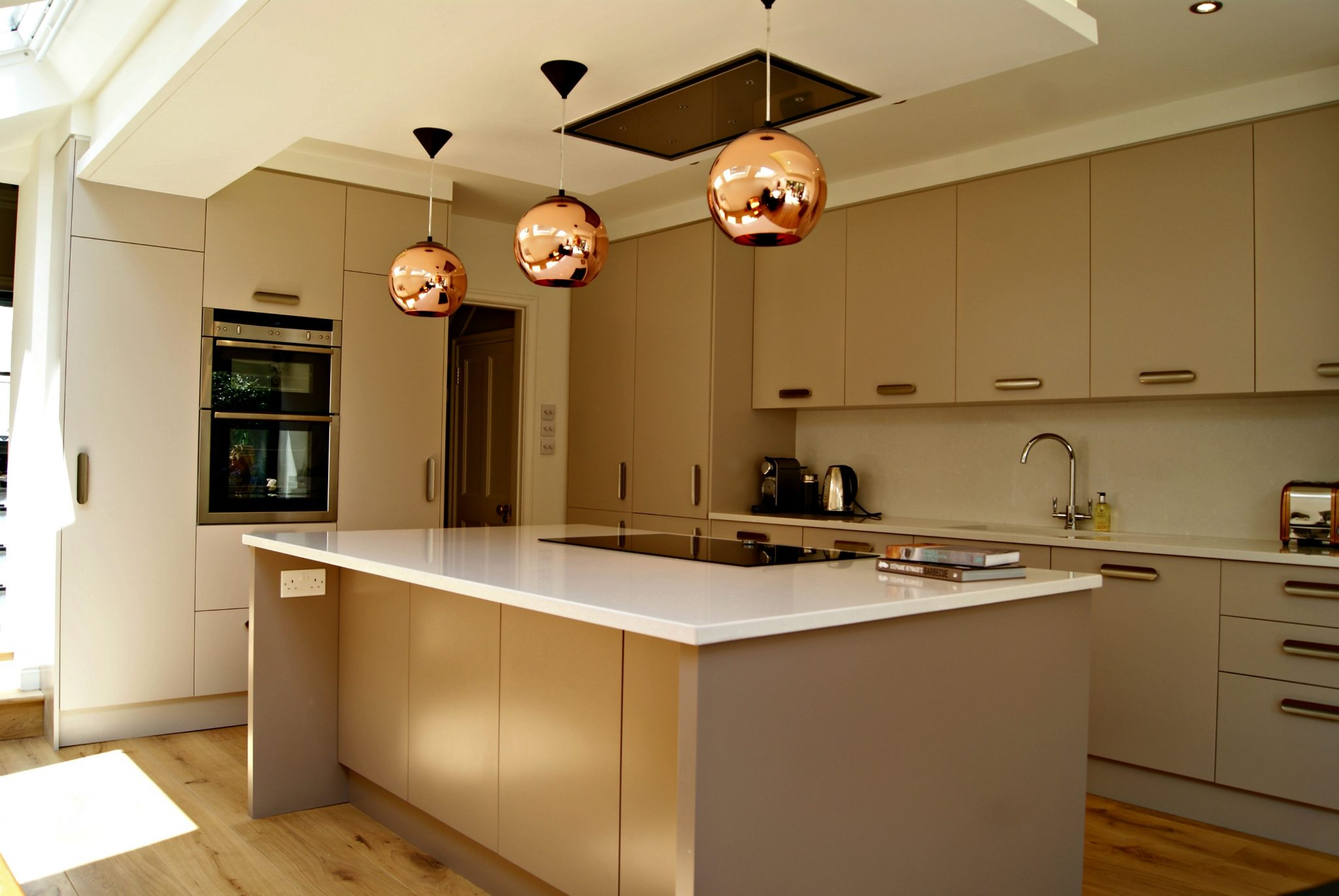 Cambria quartz worktops