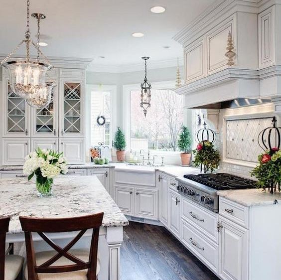 kitchen granit countertops