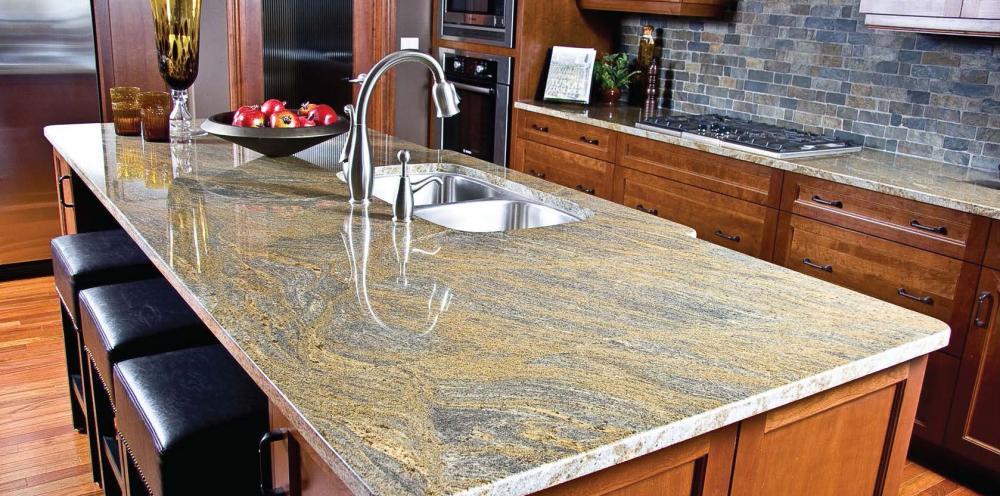 modern granite worktop