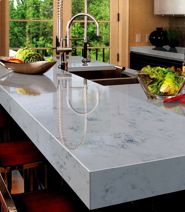 quartz worktop