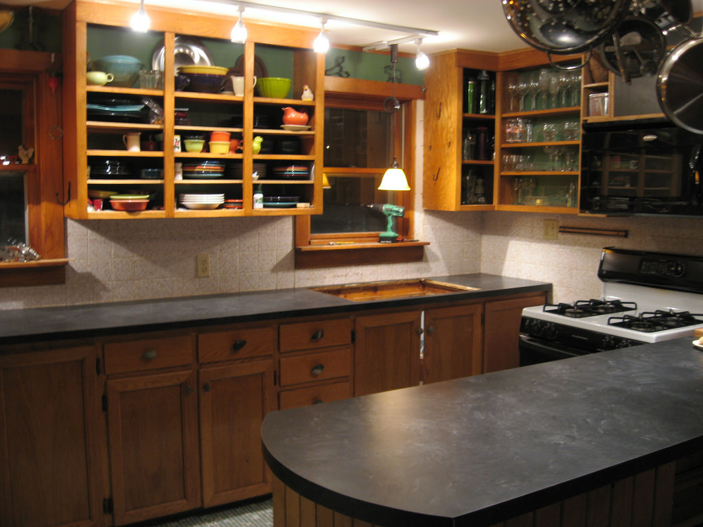 quartz worktops low-maintenance soapstone