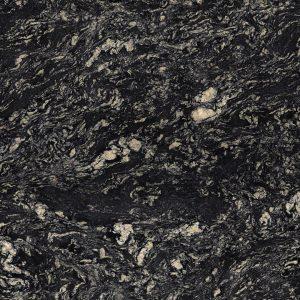 black granite worktop sensa black beauty