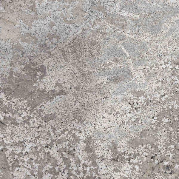 grey granite surface sensa bianco antico detail